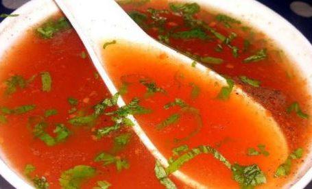 विटामिन से भरपूर, गर्मागर्म (Tomato Soup) टमाटर सूप