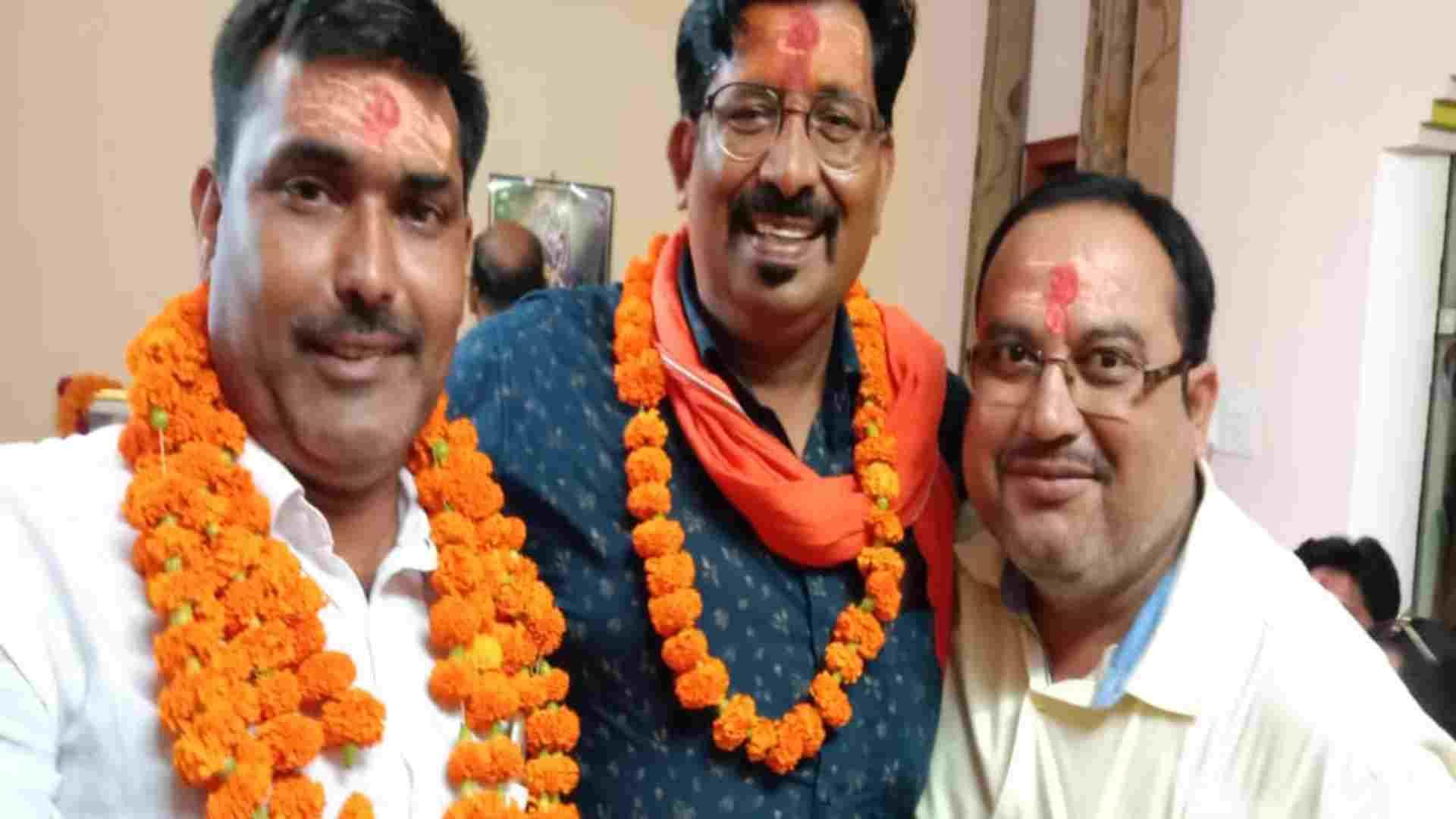 ब्राह्मण स्वयंसेवक संघ के प्रदेश कार्यकारिणी की बैठक