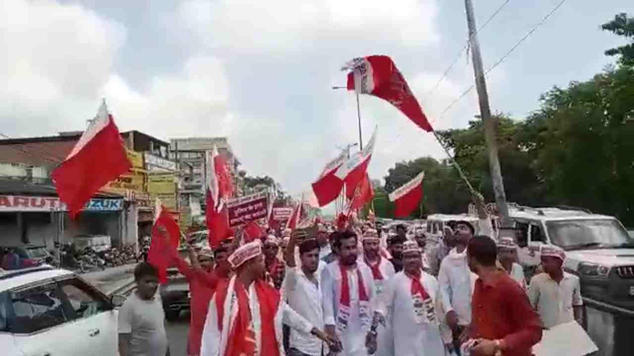 किसानों के समर्थन में आरजेपी पार्टी न्याय दिलाने उतरी सड़कों पर, लखनऊ प्रेस क्लब में मीटिंग