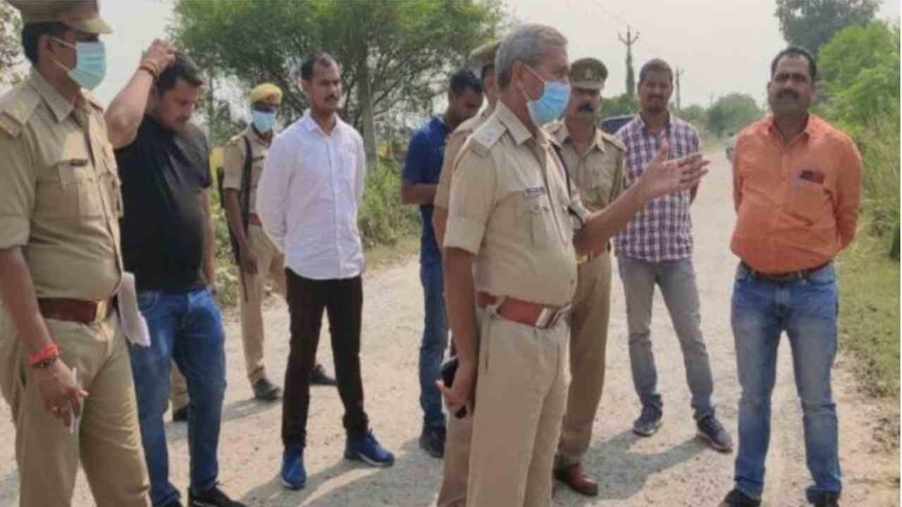 गुरुवार रात्रि दिलशादपुर गांव के पास बदमाशों ने दिया लूट को अंजाम
